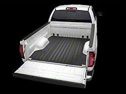 Weathertech UnderLiner Bed Liner; Black (07-21 Tundra w/ 6.5-Foot Bed)