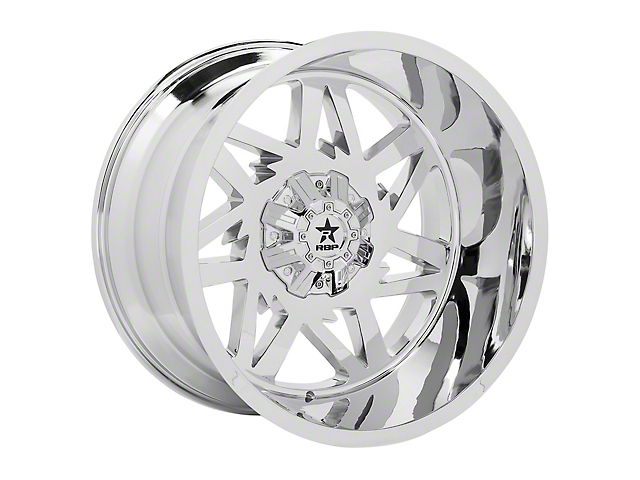 RBP 71R Avenger Chrome 5-Lug Wheel; 20x10; -12mm Offset (07-13 Tundra)