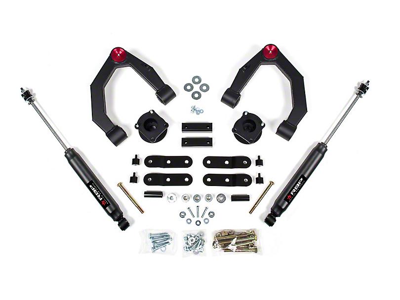 RBP 3.50-Inch Suspension Lift Kit with Fox Shocks (07-15 Tundra)