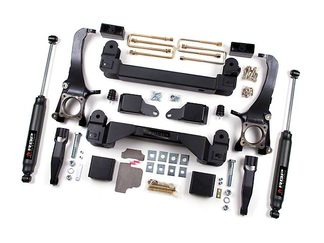 RBP 5-Inch Suspension Lift Kit with Performance Shocks (16-21 Tundra)