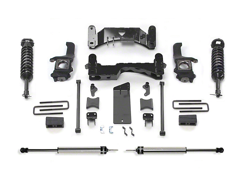 Fabtech Change Lift System to Lift Kit (07-15 5.7L Tundra Double Cab, CrewMax, Excluding TRD Pro)