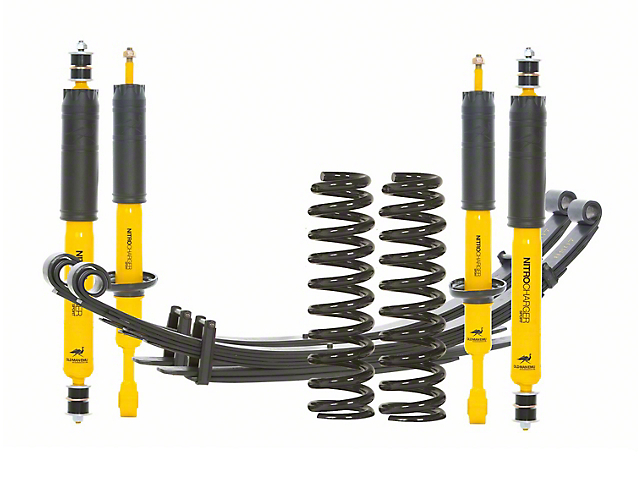Old Man Emu 2.5 Inch Light Load Suspension Lift Kit (07-20 5.7L Tundra)