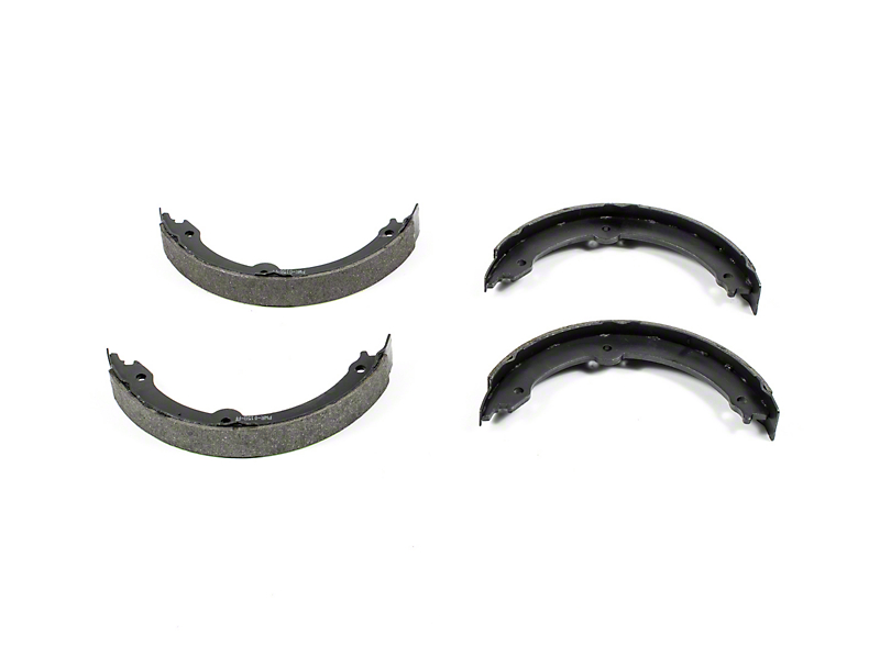 Power Stop Autospecialty Parking Brake Shoes; Rear (07-20 Tundra)