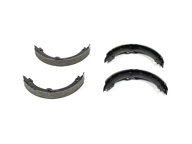 Power Stop Autospecialty Parking Brake Shoes - Rear (07-20 Tundra)