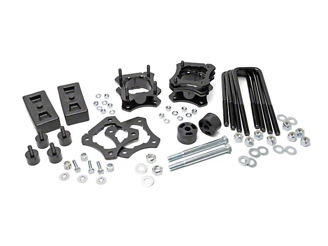 Rough Country 2.5-3 in. Leveling Lift Kit (07-20 4WD Tundra)