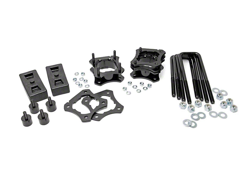 Rough Country 2.50 to 3-Inch Leveling Lift Kit (07-20 2WD Tundra)