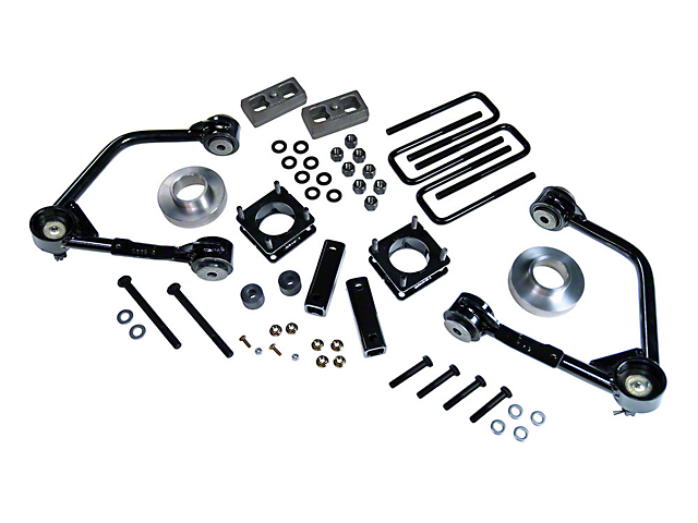 SuperLift 3-Inch Suspension Lift Kit (07-20 Tundra, Excluding TRD Pro or Air Ride Models)