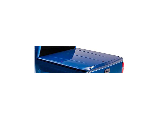 UnderCover SE Smooth Hinged Tonneau Cover; Unpainted (07-13 Tundra w/ 5.5 ft. & 6.5 ft. Bed)