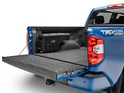 UnderCover Swing Case Storage System; Driver Side (07-21 Tundra)