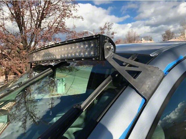 Cali Raised LED 52-Inch Curved LED Light Bar Roof Mounting Brackets (07-21 Tundra)