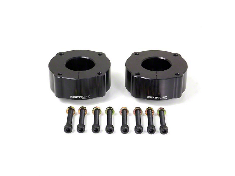 ReadyLIFT 2.5 in. T6 Billet Aluminum Leveling Kit (07-20 Tundra, Excluding TRD Pro)