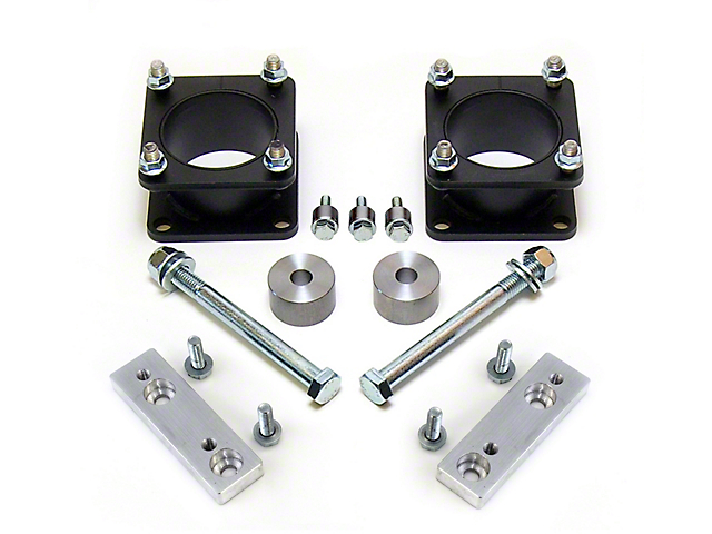 ReadyLIFT 3-Inch Front Strut Spacer Leveling Kit (07-20 Tundra, Excluding TRD Pro)