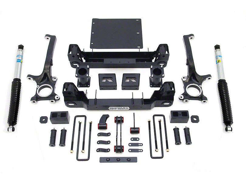 ReadyLIFT 6-Inch Suspension Lift Kit with Bilstein Shocks (07-20 Tundra, Excluding TRD Pro)