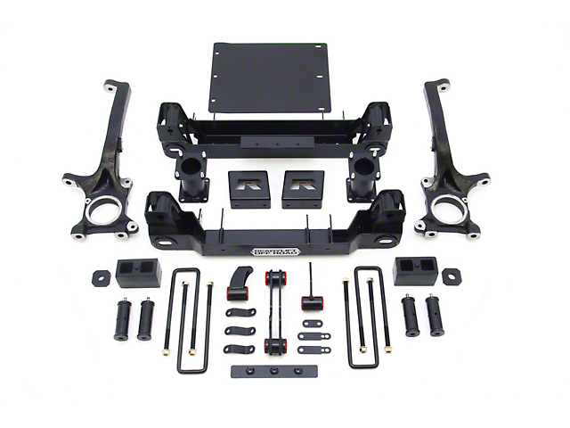 ReadyLIFT 8-Inch Suspension Lift Kit (07-21 Tundra, Excluding TRD Pro)