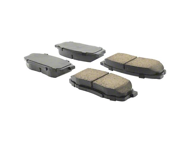 StopTech Street Select Ceramic Brake Pads; Rear Pair (07-20 Tundra)