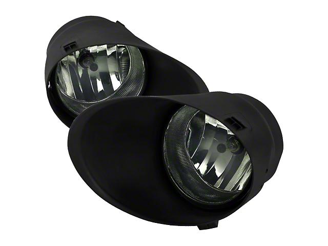 Fog Lights with Wiring Harness; Smoked (07-13 Tundra)