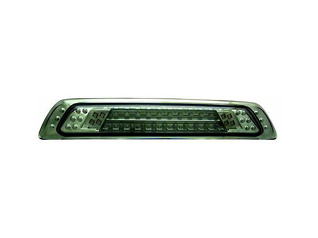 LED Third Brake Light; Platinum Smoked (07-09 Tundra)