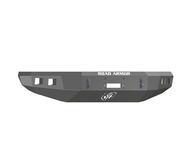 Road Armor Stealth Winch Front Bumper; Satin Black (14-21 Tundra)
