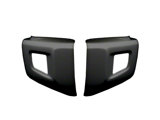Front Bumper Cover; Paintable ABS (14-20 Tundra)