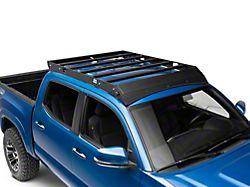 Cali Raised LED Premium Roof Rack with 360 Degree Lighting Cutouts (05-21 Tacoma Double Cab)