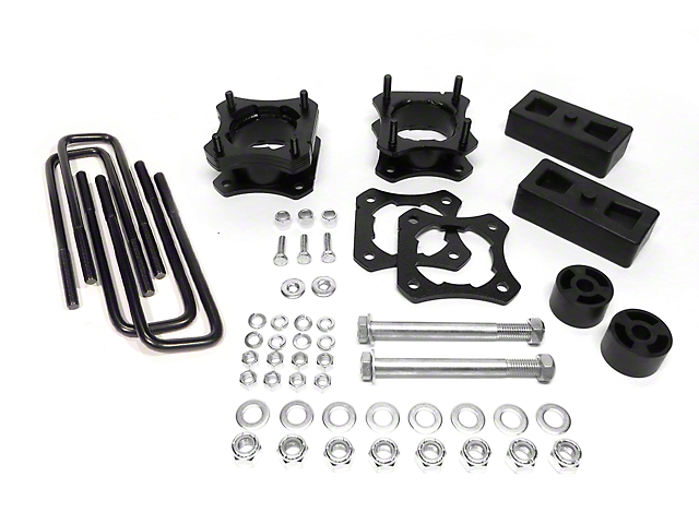 Southern Truck Lifts 2.50 to 3-Inch Front and Rear Leveling Lift Kit (07-21 4WD Tundra)