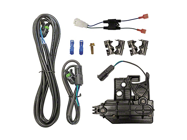 Heavy Duty Power Tailgate Lock Conversion Kit (07-21 Tundra)