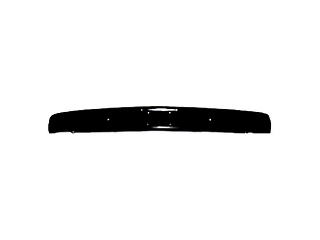 Rear Bumper; Not Pre-Drilled for Backup Sensors; Chrome (07-13 Tundra)
