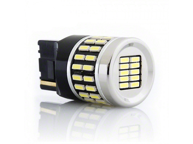 VLEDS Stage 1 LED Reverse Light Bulbs; 7440 (14-21 Tundra)