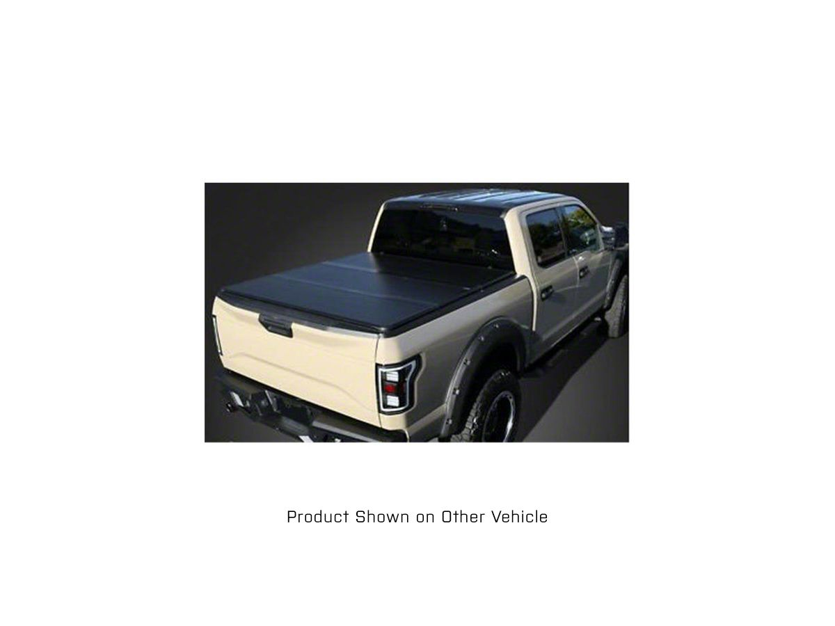 Tundra Hard Tri Fold Tonneau Cover 07 13 Tundra W 5 5 Ft Bed