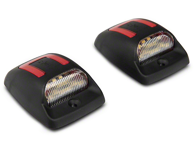 Axial LED License Plate Lamps (07-13 Tundra)