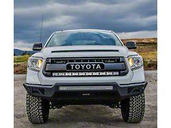 Pro-Mod Front Bumper; Textured Black (14-21 Tundra)
