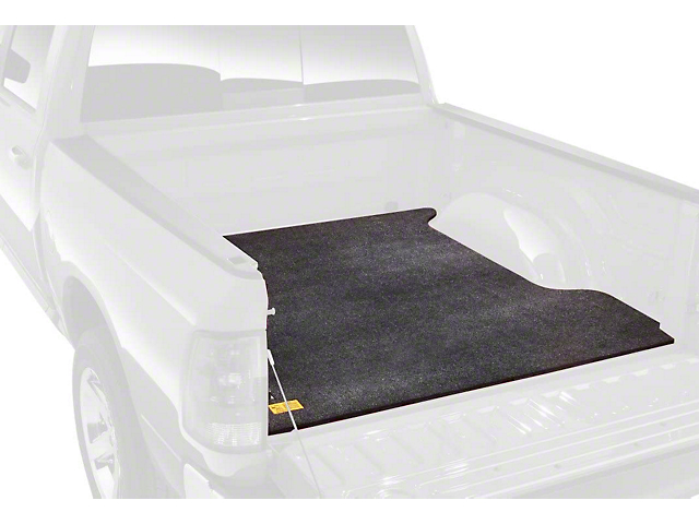 BedRug Classic Bed Mat (07-21 Tundra w/ 5.5-Foot Bed & w/o Factory Drop-In Bed Liner)