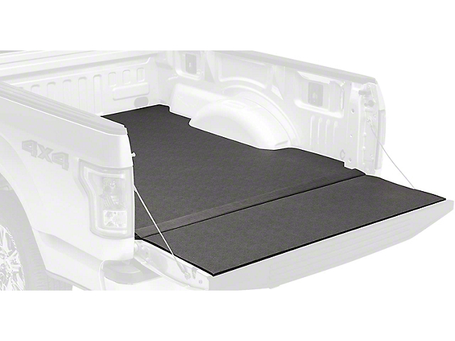 BedRug BedTred Impact Bed Mat (07-21 Tundra w/ 6.5-Foot Bed & w/o Factory Drop-In Bed Liner)