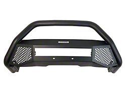 RC4 LR Bull Bar with 20-Inch LED Light Bar Mount; Textured Black (14-21 Tundra)