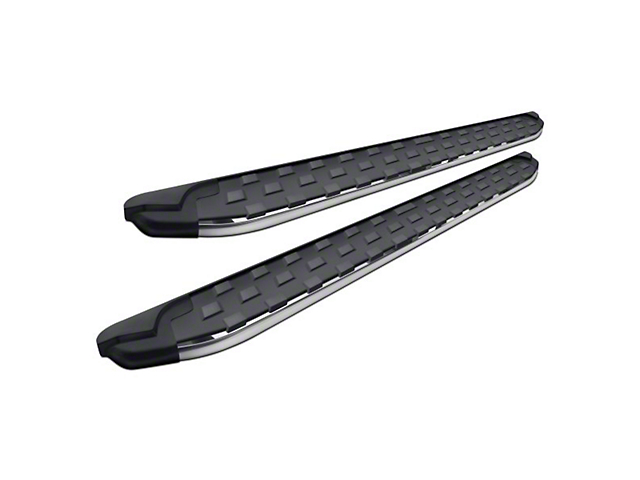 Romik REC-TP Running Boards; Polished (07-21 Tundra Double Cab)