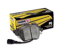 Hawk Performance Ceramic Brake Pads; Rear Pair (07-21 Tundra)