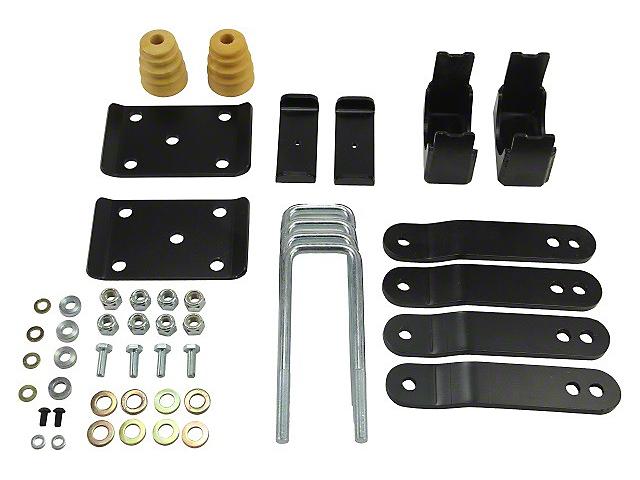 Belltech Flip Kit; 4-Inch Rear Drop (07-14 V8 Tundra, Excluding TRD)