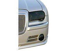 Headlight Covers; Smoked (07-13 Tundra)
