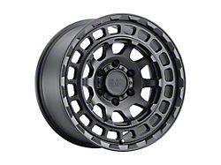 Black Rhino Chamber Matte Black 5-Lug Wheel; 18x9.5; 12mm Offset (07-13 Tundra)