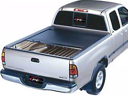 Pace Edwards JackRabbit Retractable Bed Cover; Gloss Black (07-21 Tundra)