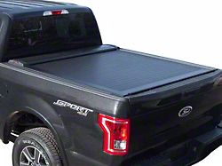 Pace Edwards SwitchBlade Retractable Bed Cover; Matte Black (07-21 Tundra)