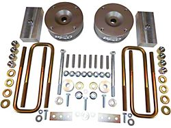 Revtek 2.50-Inch Front / 1.25-Inch Rear Lift Kit (07-21 4WD Tundra, Excluding TRD Pro)