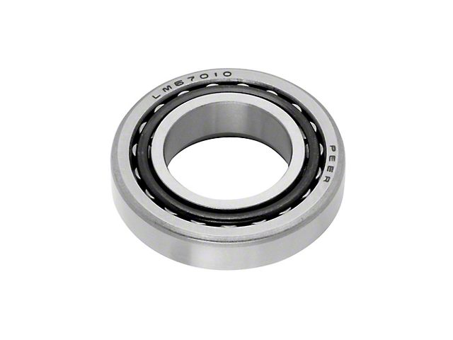 Trailer Brake Bearing Set; Cup L44610 and Cone L44649