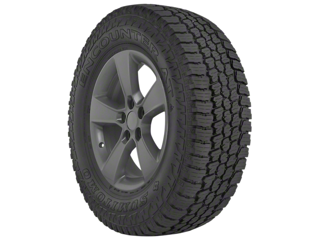 Sumitomo Tire Reviews >> Sumitomo Jeep Wrangler Encounter At Tire U1034 Available From 29 In