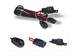 DV8 Offroad Wiring Harness with Relay and Switch