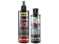 Airaid Air Filter Cleaning Renew Kit for Red Oiled Air Filters