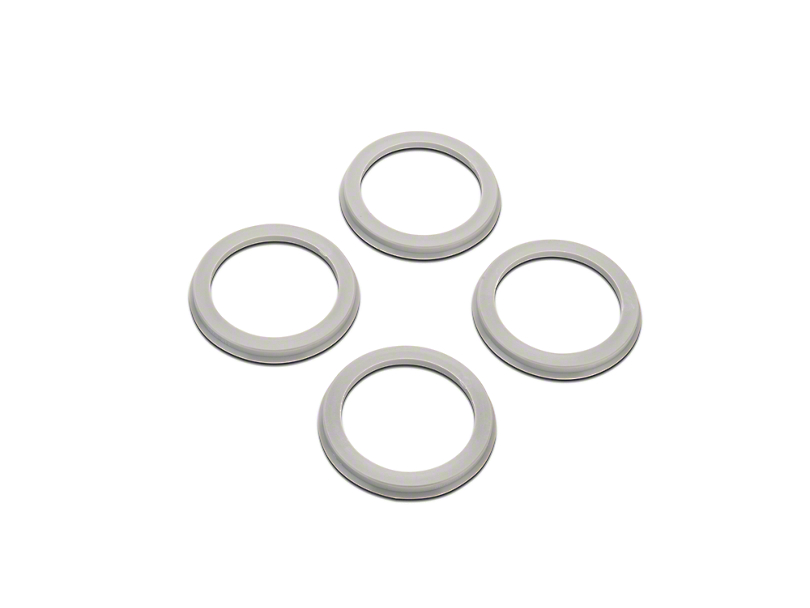 Coyote Hub Rings; 110mm/87.10mm (Universal Fitment)