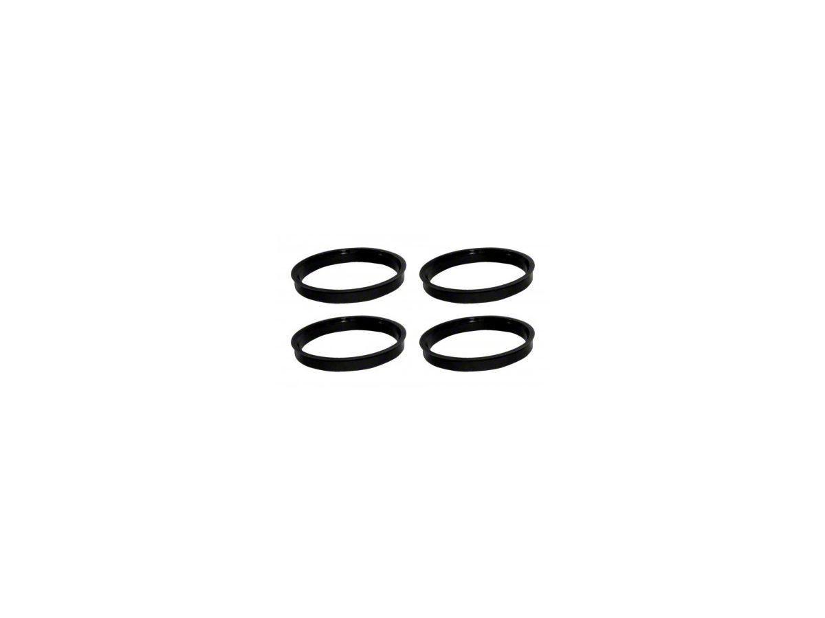 Coyote 87mm/78 10mm Hub Rings (99-19 Silverado 1500)
