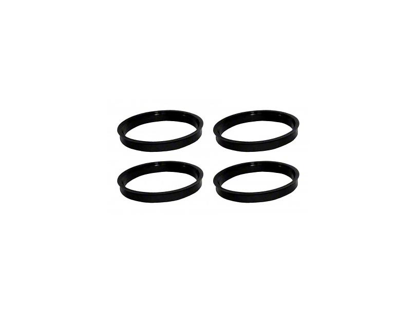 Coyote 87mm/78.10mm Hub Rings (Universal Fitment)