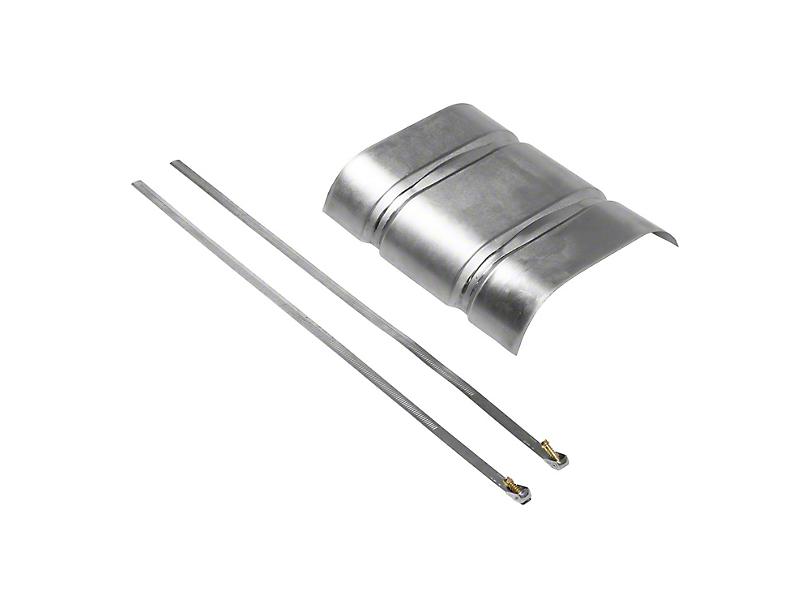 Flowmaster 13-Inch Muffler Body Heat Shield (Universal Fitment)